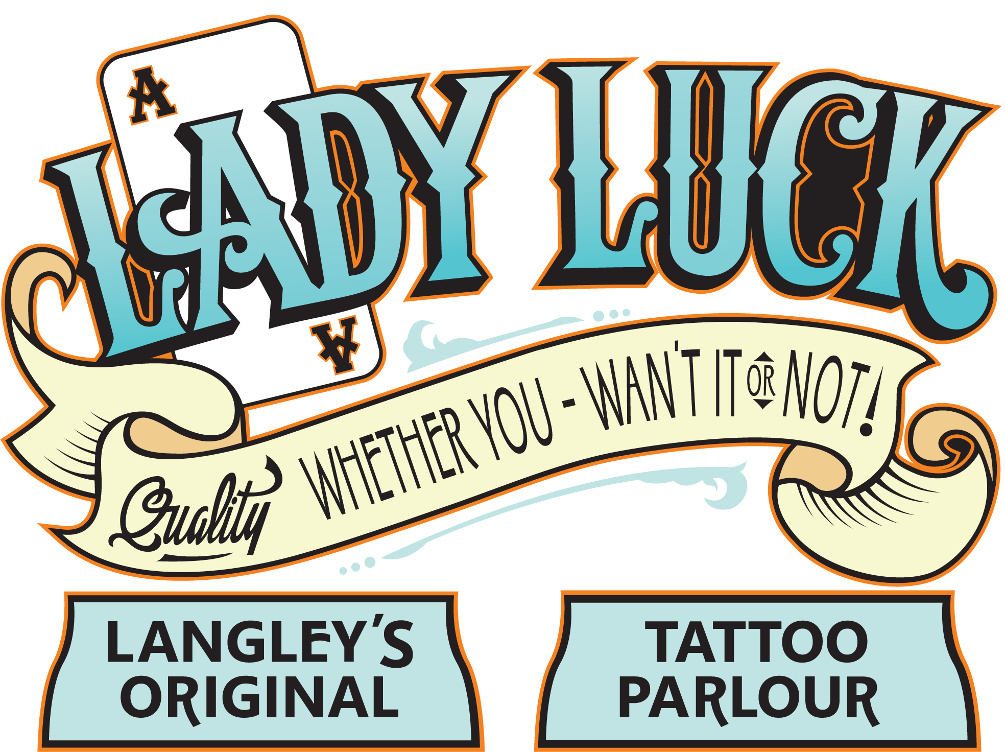 Lady Luck Tattoo Langley BC